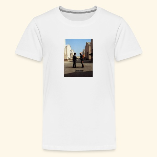 wish you were here design - Teenager Premium T-shirt