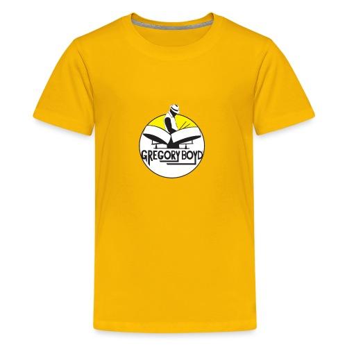 INTRODUKTION ELEKTRO STEELPANIST GREGORY BOYD - Teenager premium T-shirt