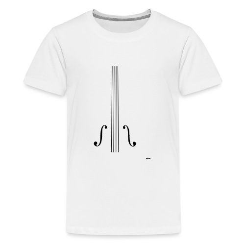 Cello Shirt - Camiseta premium adolescente