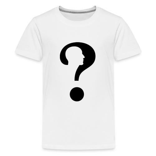 COAT - Teenage Premium T-Shirt
