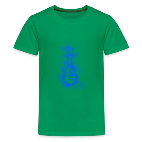Blue Muse - Teenage Premium T-Shirt