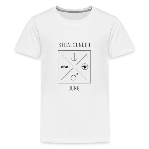 Stralsunder Jung - Teenager Premium T-Shirt