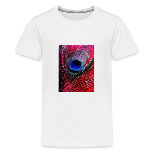 Beautiful & Colorful - Teenage Premium T-Shirt