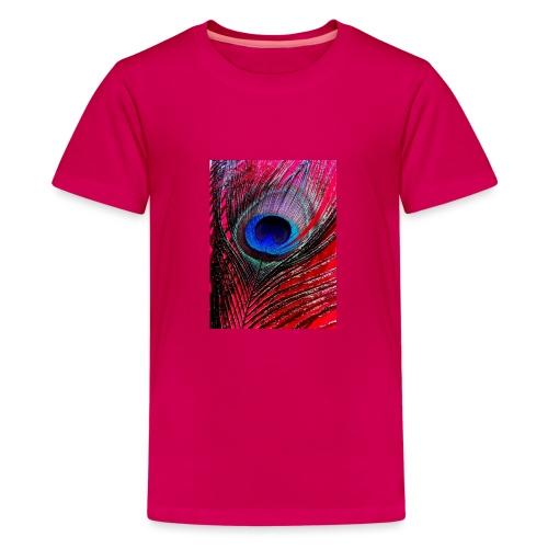 Beautiful & Colorful - Teenage Premium T-Shirt