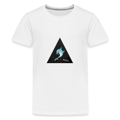 Delfin 8051 - Teenager Premium T-Shirt