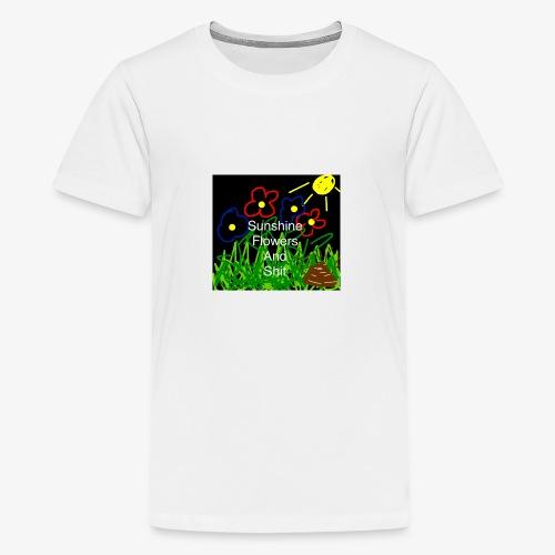 46F0F1F7 1A1F 49BC B472 BF5E2ADEC83A - Teenage Premium T-Shirt