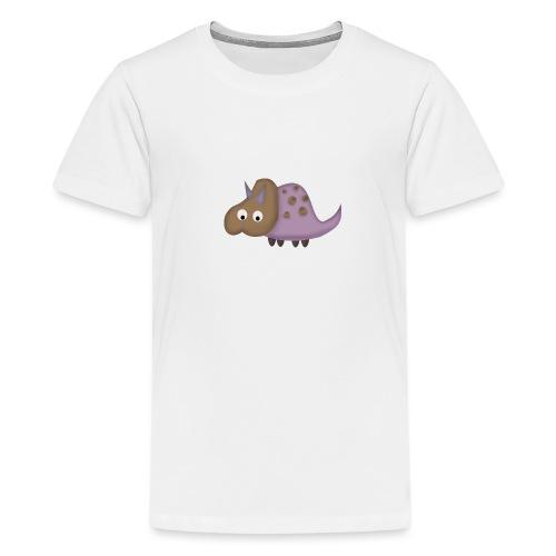 Dino 1 - Teenage Premium T-Shirt