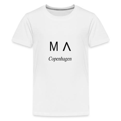 MA Copenhagen - Teenager premium T-shirt