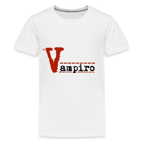 vampiro JPG - Teenager Premium T-Shirt