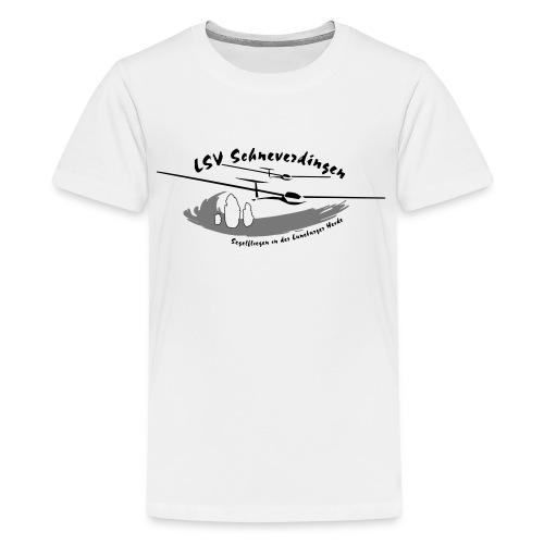 Logo LSV - Teenager Premium T-Shirt