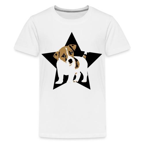 Hund des Jahres - Teenager Premium T-Shirt