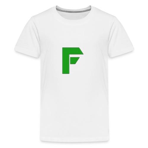 1920 - Premium T-skjorte for tenåringer