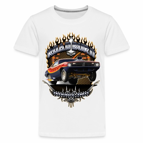 Barracuda Road Burn - Teenage Premium T-Shirt
