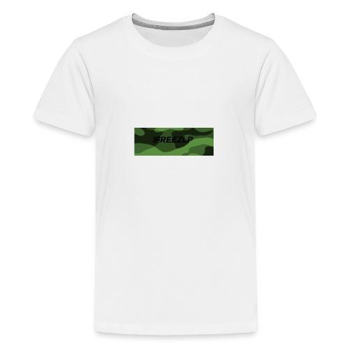 Camouflage IFREEZLP - Teenager Premium T-Shirt
