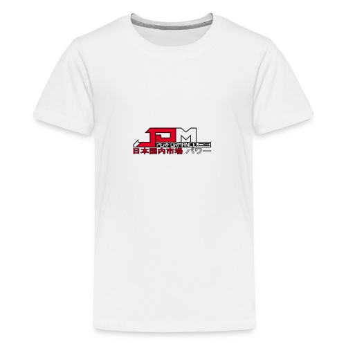 JDM Performance de - Teenager Premium T-Shirt