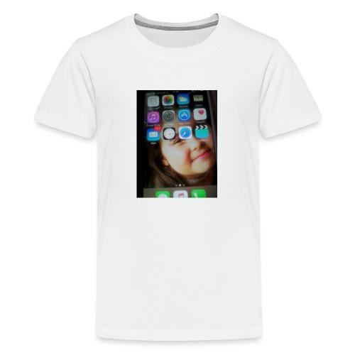 IMG 0975 - Teenage Premium T-Shirt
