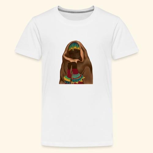 Femme bijou voile - T-shirt Premium Ado