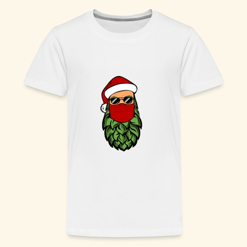 Père Noël - T-shirt Premium Ado