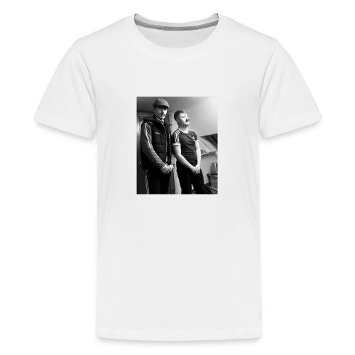 El Patron y Don Jay - Teenage Premium T-Shirt