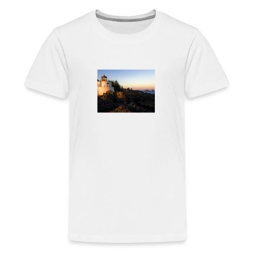 Lighthouse - Teenager Premium T-Shirt