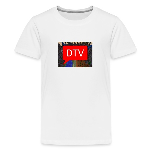 DriesTv Server - Teenager Premium T-shirt