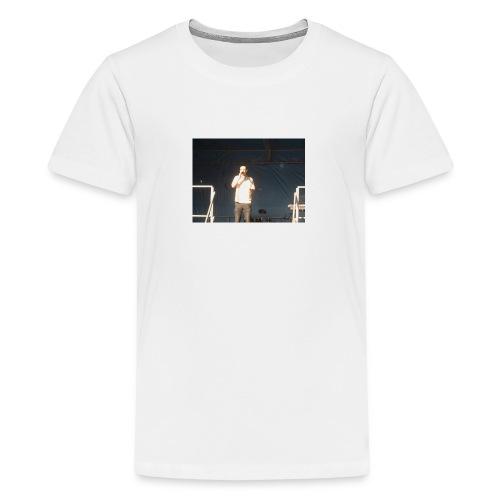 Sébastien Ercker - T-shirt Premium Ado