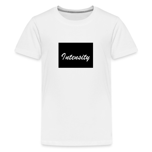 intensity - Teenager Premium T-shirt