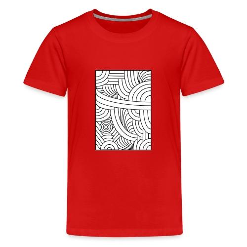 Brut - T-shirt Premium Ado