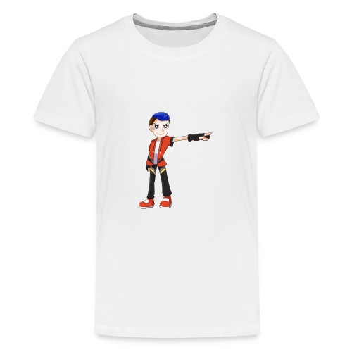 Terrpac - Teenage Premium T-Shirt