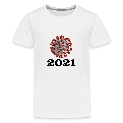 Virus 2021 - Teenager Premium T-Shirt