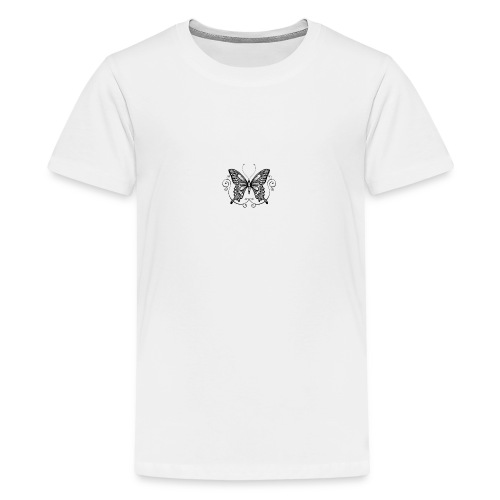 vlinder - Teenager Premium T-shirt