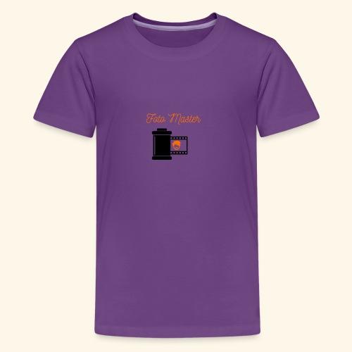 Foto Master - Teenager premium T-shirt