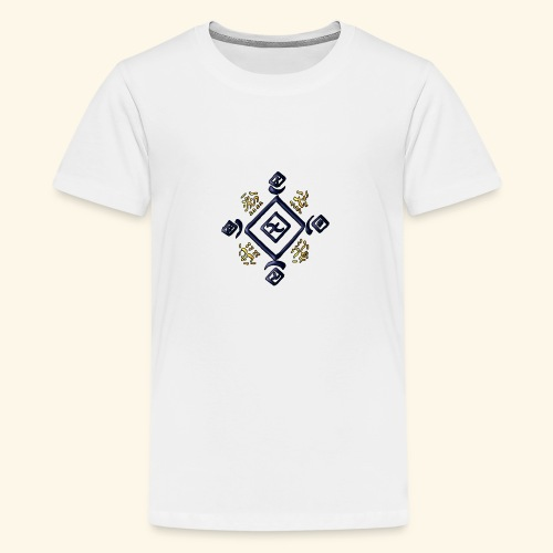 Samirael solo - Teenager Premium T-Shirt