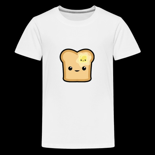 Toast logo - Teenager Premium T-Shirt