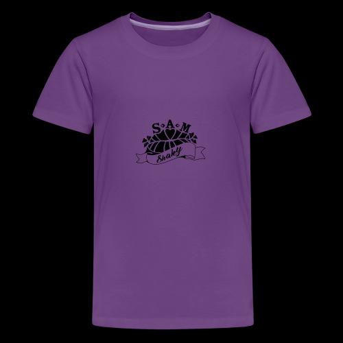 SamShaky - Teinien premium t-paita