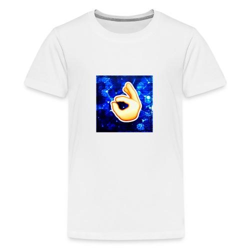 LEGENDOJEN PAIDAT/HUPPARIT/HATUT/KAIKKEE RANDOMII - Teinien premium t-paita