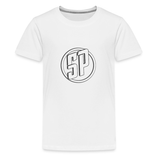 SPLogo - Teenage Premium T-Shirt