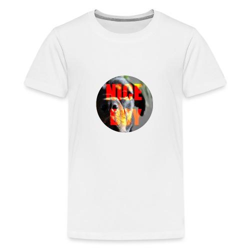 NICE BOY - Camiseta premium adolescente
