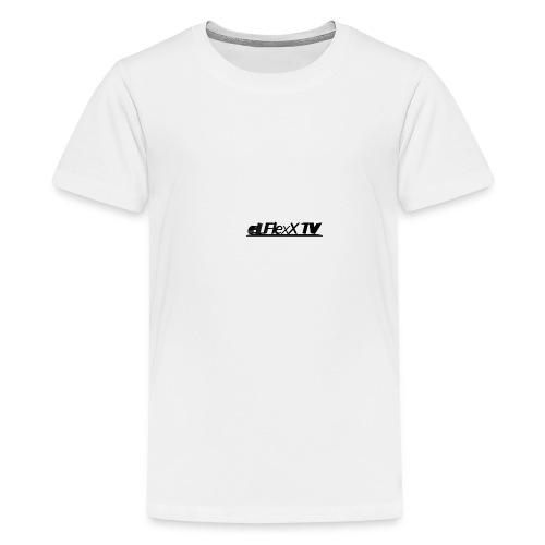 eLFlexX TV - Teenager Premium T-Shirt