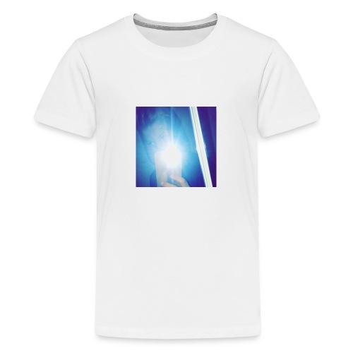38345F07 AC54 4F34 AA1B BE7E102696E1 - Premium-T-shirt tonåring