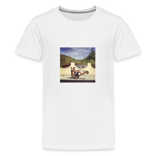 Hoodie - T-shirt Premium Ado