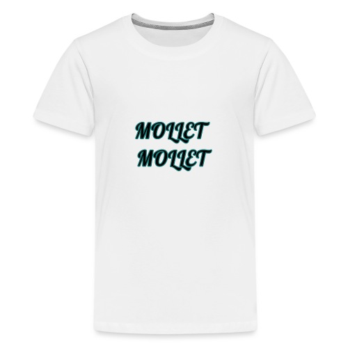 mollet mollet squad - T-shirt Premium Ado