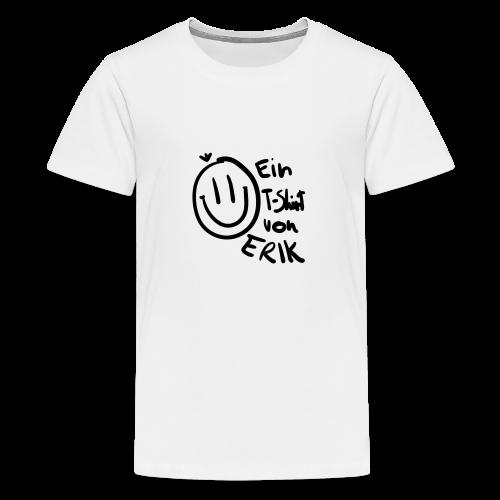 Erik Tshirt - Teenager Premium T-Shirt