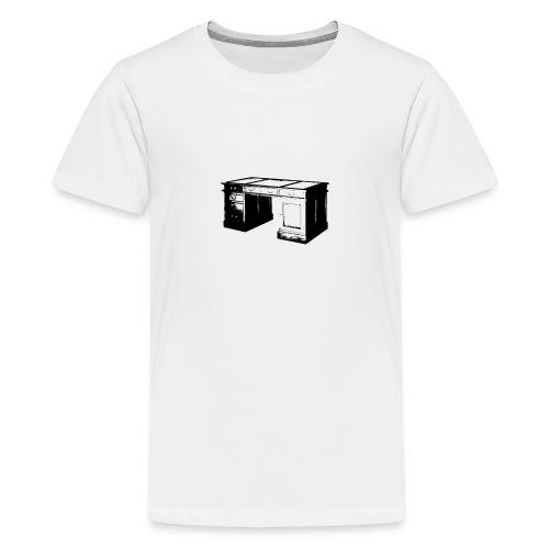 Het Bureau - Logo - Teenager Premium T-shirt