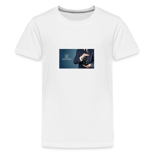 KAIZEN MLM - Camiseta premium adolescente