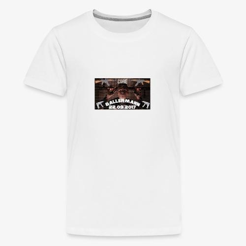 Album - Teenager Premium T-Shirt