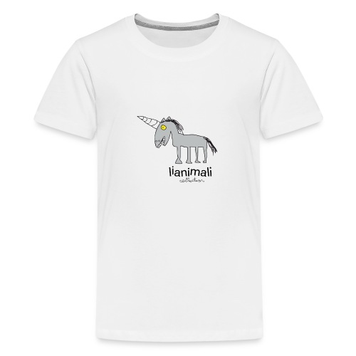unicorno - Teenage Premium T-Shirt