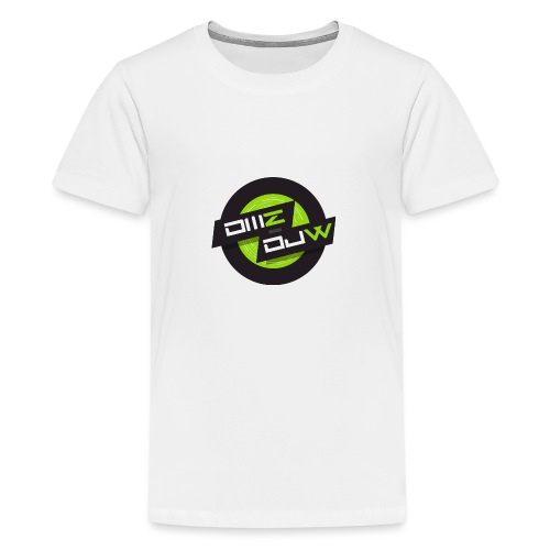 DJ DMZ & DJW Official Merch. - Teenager Premium T-shirt