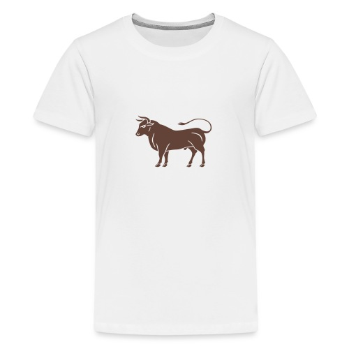 Année du boeuf - T-shirt Premium Ado