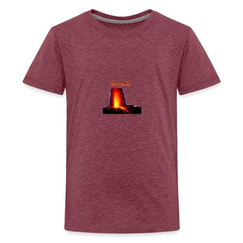 EruptXI Eruption! - Teenage Premium T-Shirt